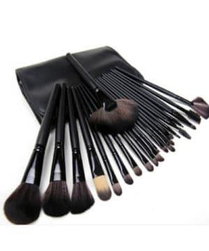 Makeup Brush Set and Case