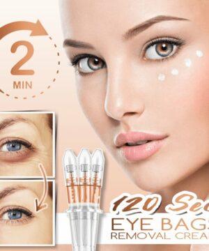 120 Sec Eye Bags Removal Cream