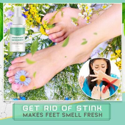 FreshFoot Deodorant Antifungal Spray
