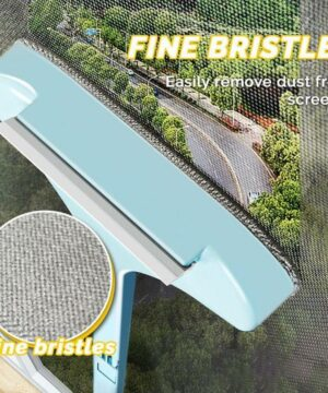 2-In-1 Window Screen Cleaning Brush