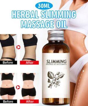 BellyOff Slimming Massage Herbal Oil