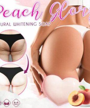PeachGlory Natural Whitening Soap