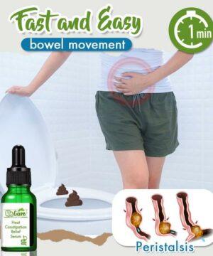 Wecare Heat Constipation Relief Serum